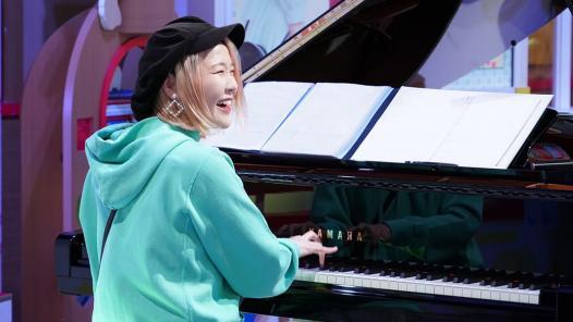 天才ピアニスト!ハラミちゃんが教える音楽の教科書!