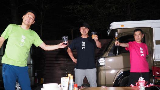 「山梨県で軽キャンピングカーの旅」最終話